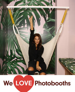 VNYL Photo Booth Image