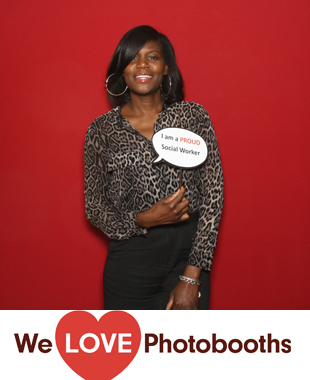 Rutgers Visitor Center Photo Booth Image
