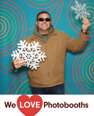 NY Photo Booth Image from Union Square Park in New York, NY