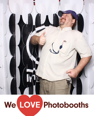 PA  Photo Booth Image from Annenberg Center Plaza in Philadelphia, PA