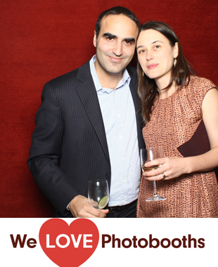 Residential Complex Photo Booth Image
