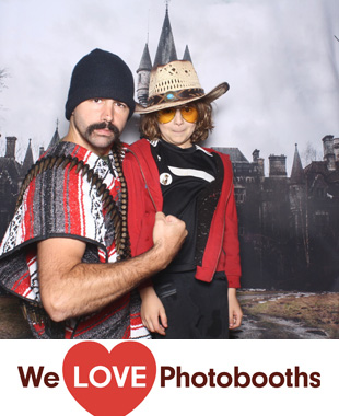 New Jersey Photo Booth Image from  in Lambertville, New Jersey