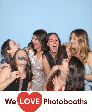 NJ  Photo Booth Image from The Estate at Florentine Gardens in River Vale, NJ