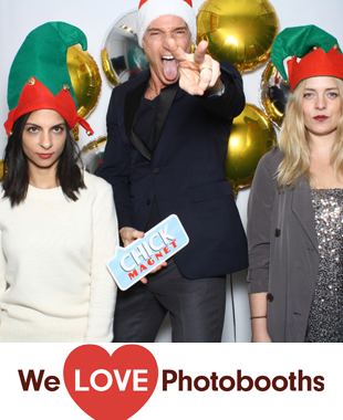 Burberry Corporate Offices Photo Booth Image