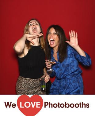 Dobbin St Photo Booth Image