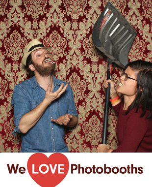 Square Design Inc Photo Booth Image