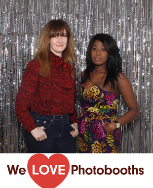 Archer Gray Photo Booth Image