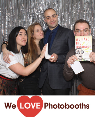 NY  Photo Booth Image from Archer Gray in NEW YORK, NY