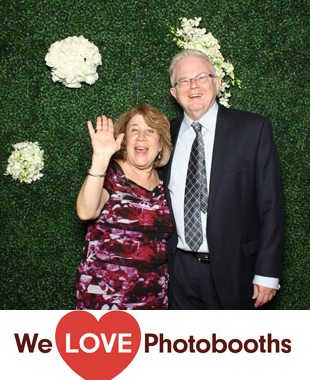 NY  Photo Booth Image from The Village Club at Lake Success in  Great Neck, NY