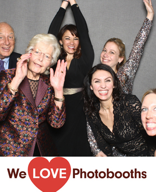 City Winery Photo Booth Image
