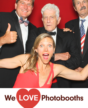 PA Photo Booth Image from Great Bear Golf and Country Club in East Stroudsburg, PA
