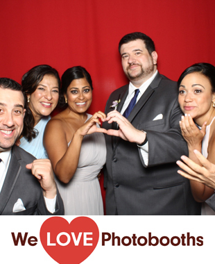 NJ  Photo Booth Image from Liberty House in Jersey City, NJ