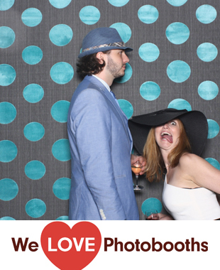 NY Photo Booth Image from The Palm House in Brooklyn, NY