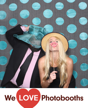 The Palm House Photo Booth Image