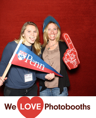 Annenberg Center Photo Booth Image