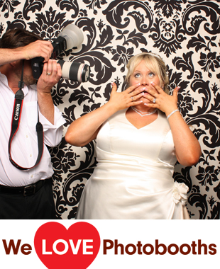 NJ Photo Booth Image from The Lakeside Manor in Gibbsboro, NJ