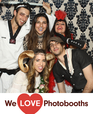 NY  Photo Booth Image from The Altman Building in New York, NY