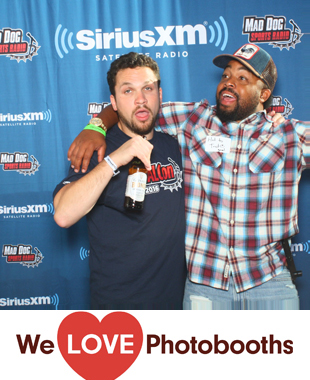 Rock and Reilly's Photo Booth Image
