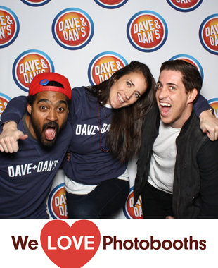 NY  Photo Booth Image from Dave and Buster's Time Square in  New York, NY