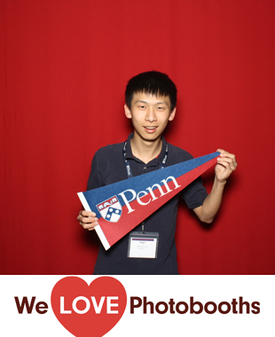 UPENN, Houston Hall Photo Booth Image