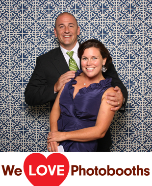 CT Photo Booth Image from Penfield Pavilion in Fairfield, CT