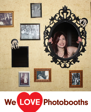 NY Photo Booth Image from Hampstead House in Port Washington, NY