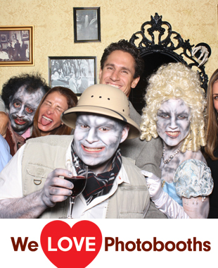 Hampstead House Photo Booth Image