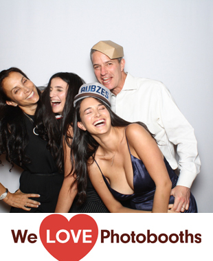 Fenway Golf Club Photo Booth Image