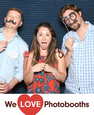 NJ  Photo Booth Image from The Peck School in Morristown, NJ
