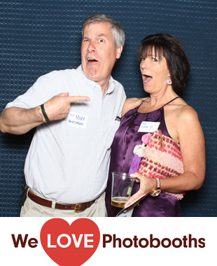 The Peck School Photo Booth Image