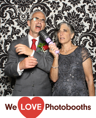 PA Photo Booth Image from Artsquest Center at Steel Stacks in Bethlehem, PA