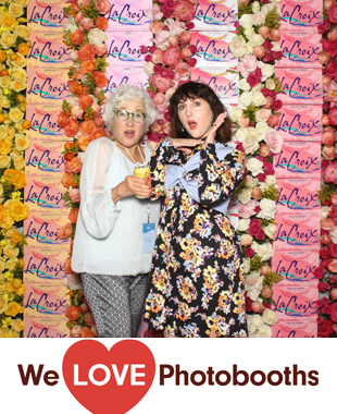 NY Photo Booth Image from Knockdown Center in Maspeth, NY