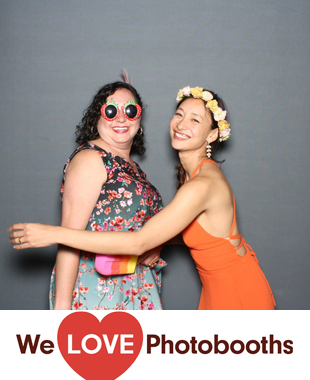 Queens Botanical Garden Photo Booth Image