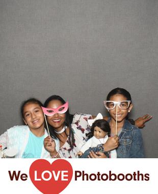 La Guardia High School Photo Booth Image