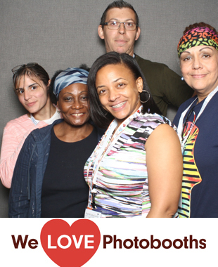 NY  Photo Booth Image from La Guardia High School in New York, NY