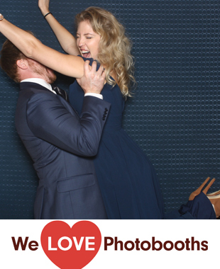The Loeb Boathouse Photo Booth Image