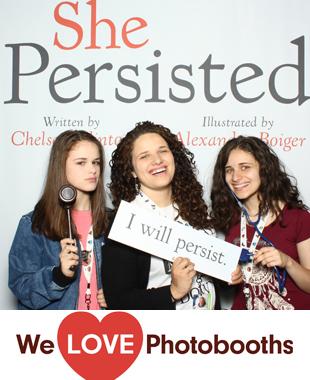 NY  Photo Booth Image from Javits Center in New York, NY