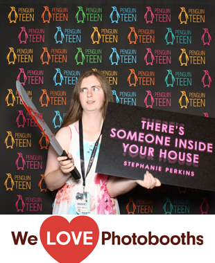 Javits Center Photo Booth Image