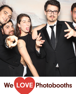 The Brandford House Photo Booth Image