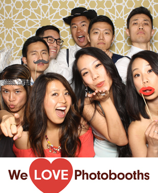 Le Parker Meridien Photo Booth Image