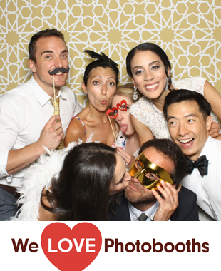 NY Photo Booth Image from Le Parker Meridien in New York, NY