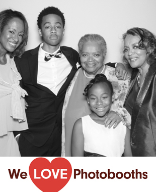 NJ Photo Booth Image from Newaark Museum in Newark, NJ