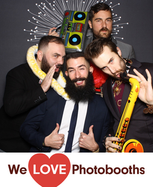 NY  Photo Booth Image from No. 7 in Brooklyn, NY