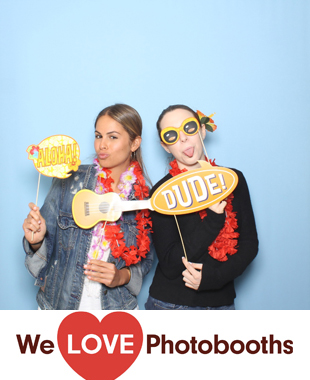 UJA-Federation of New York Photo Booth Image