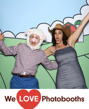 Private Residence / Ironbound Hard Cider Photo Booth Image