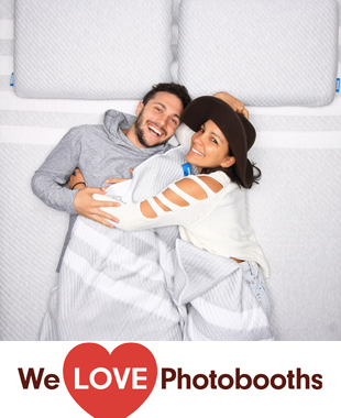 NY  Photo Booth Image from The Leesa Dream Gallery in New York, NY