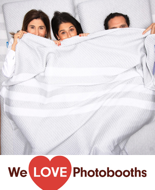 The Leesa Dream Gallery Photo Booth Image