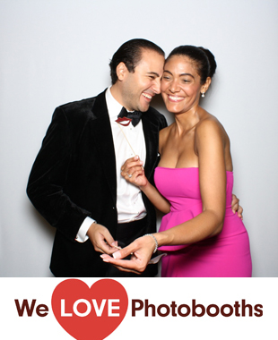 NY  Photo Booth Image from The Plaza Hotel in New York, NY