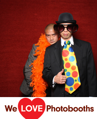 The Crescent Beach Club Photo Booth Image