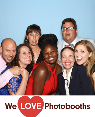 The Greenpoint Loft Photo Booth Image